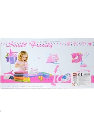 Birlik Oyuncak Birlik Oyuncak Ls8241 4 Parça Ütü Ve Süpürge Oyun Seti Renkli
